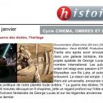 Histoire rediffuse «La Guerre des Étoile, l'Héritage» mardi 22 janvier