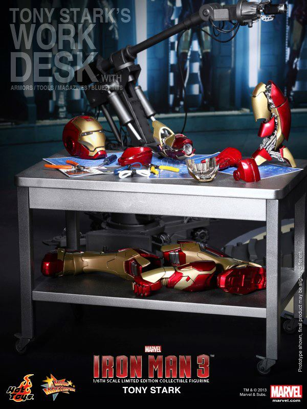 iron man 3 hot toys tony stark 11