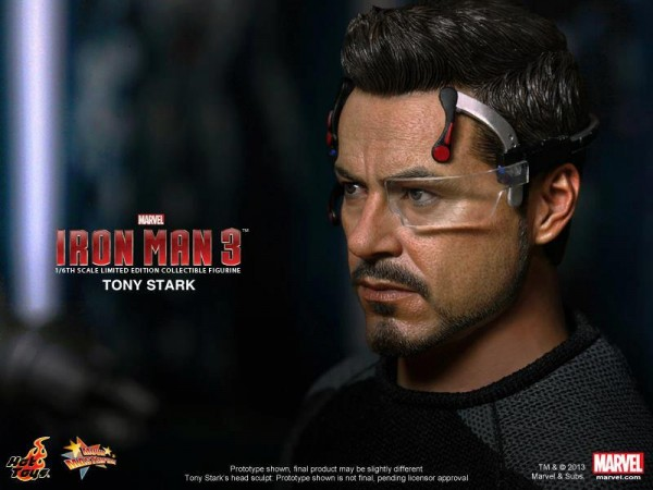 iron man 3 hot toys tony stark 12