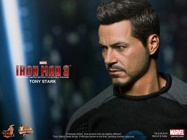 iron man 3 hot toys tony stark 13