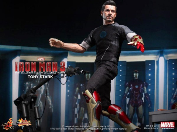 iron man 3 hot toys tony stark 16
