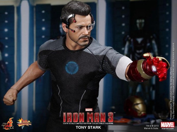 iron man 3 hot toys tony stark 4
