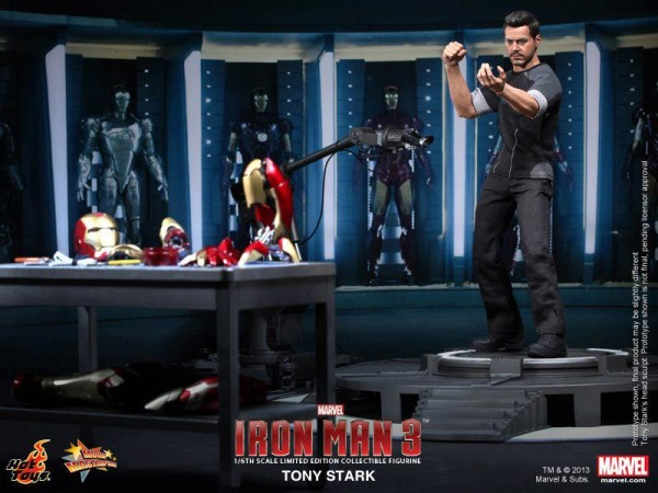 iron man 3 hot toys tony stark 5