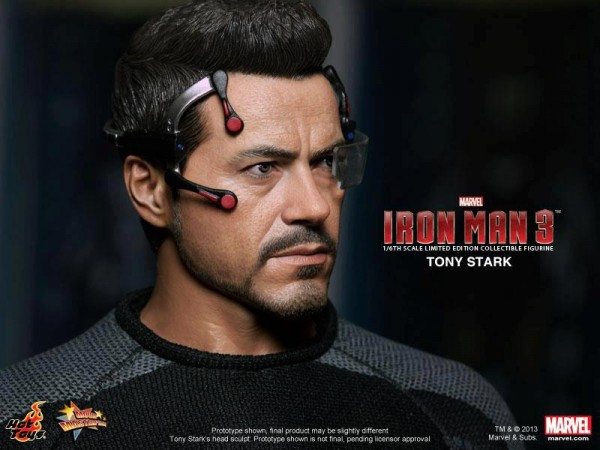 iron man 3 hot toys tony stark 6