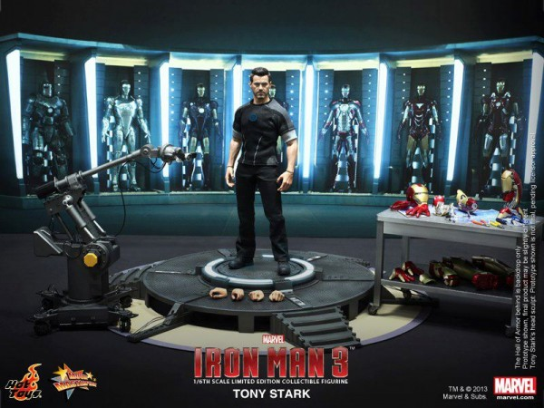 iron man 3 hot toys tony stark 7