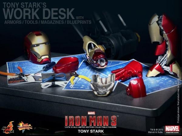 iron man 3 hot toys tony stark 9