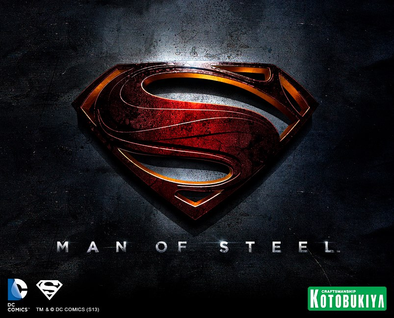 kotobukiya Man of Steel superman