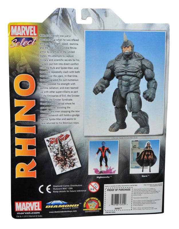 marvel select RhinoBack1