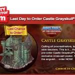 Château de Ombres Motuc plus que quelques heures pour passer commande