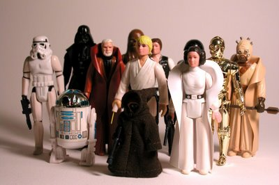 original kenner figures