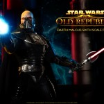 Sideshow dvoile son Darth Malgus 12