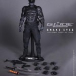 Snake Eyes Retaliation par Hot Toys en prco chez Sideshow