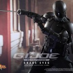 G.I. Joe Retaliation : Hot Toys dévoile son Snake Eyes Retaliation