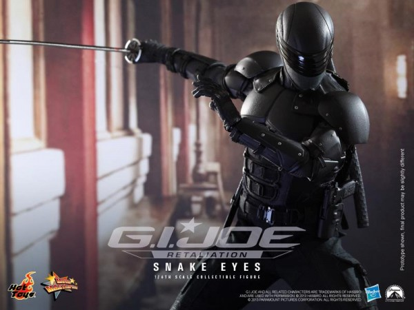snake eyes retaliation hot toys 4