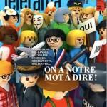 Jouets & Actualités - Des Playmobil pour illustrer les mouvements de contestation citoyens