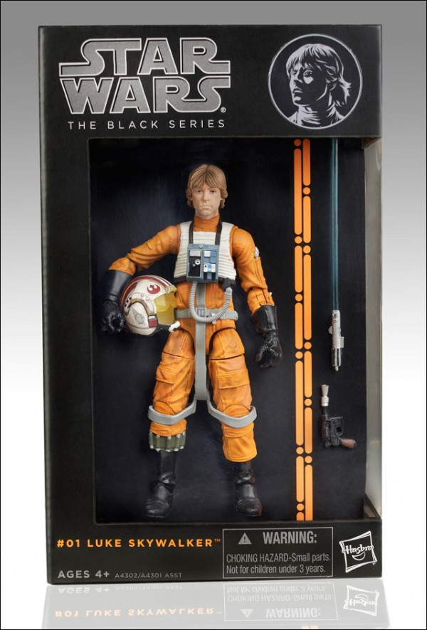 the black series star wars hasbro Luke01