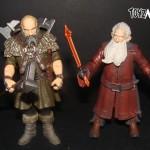The Hobbit : review du pack Dwalin & Balin