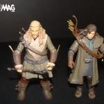The Hobbit : review du pack Kili & Fili