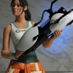 Portal 2 : figurine dition limite de Chell