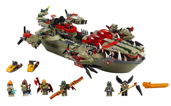 70006 Le Croc Navire Cragger (2)