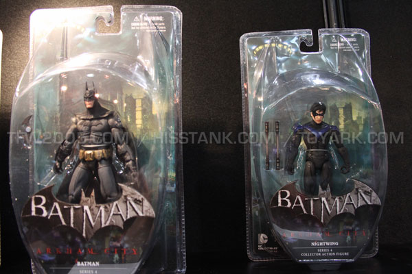 Arkham-City DC Collectibles