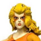 Thundercats du nouveau chez Mezco avec Cheetara