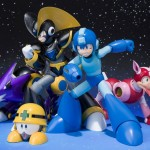 Megaman : Forte et Gospel par Bandai