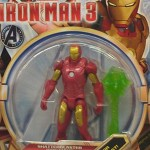 Iron Man 3 : les jouets disponibles aux USA