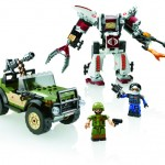 NYTF :  Kre-o G.I. Joe