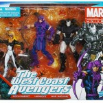 Marvel Universe les visuels des Team Pack