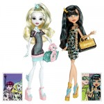 Monster High des packs exclusifs chez Toys R Us