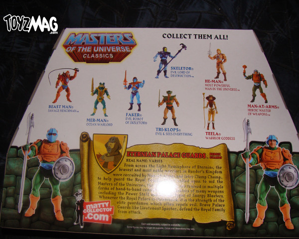 MOTUC Eternian Palace Guards 2