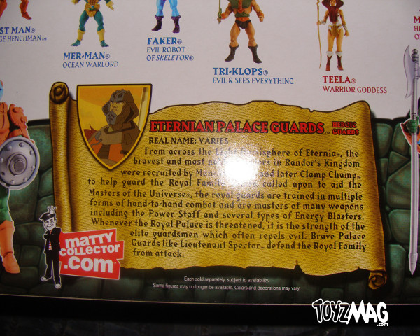 MOTUC Eternian Palace Guards 3