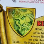 Motuc les biographies traduites de King He-Man, Karatti, Strobo et des Fighting Foe Men