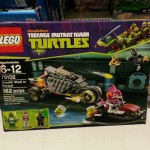 NYTF : les Lego Tortues Ninja