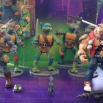 TMNT classics les visuels Bebop et Rocksteady