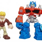 NYTF : les nouveauts Playskool Heroes - Rescue Bots