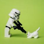 Trop mignons ces Lego Star Wars !