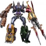 Review - Transformers - Generations - Combaticons Bruticus