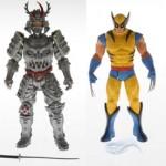 NYTF 2013: Wolverine All-Stars par Hasbro