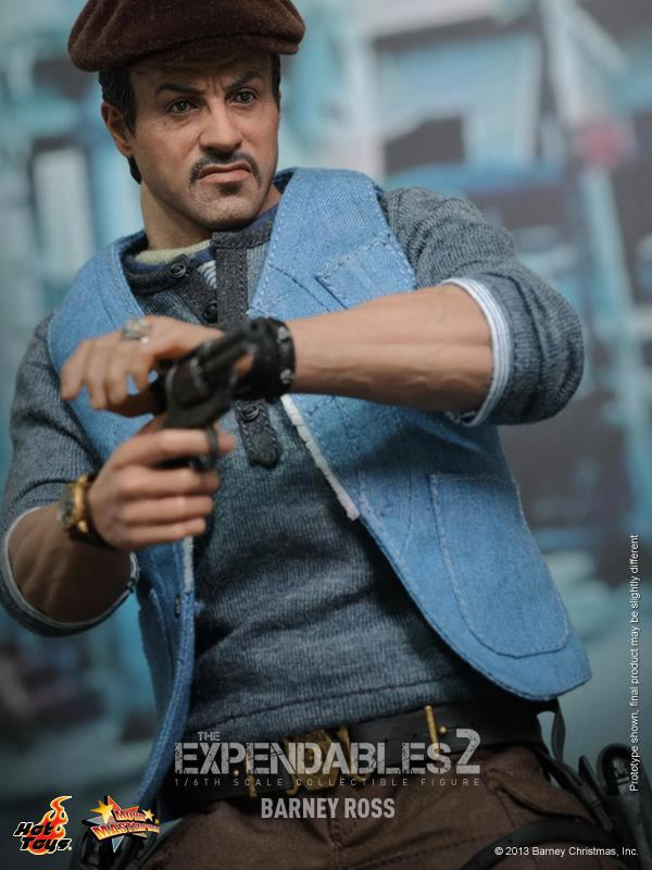 hot toys expendables 2 barney ross 10