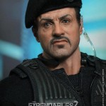 Expendables 2 : Hot Toys prsente Barney Ross