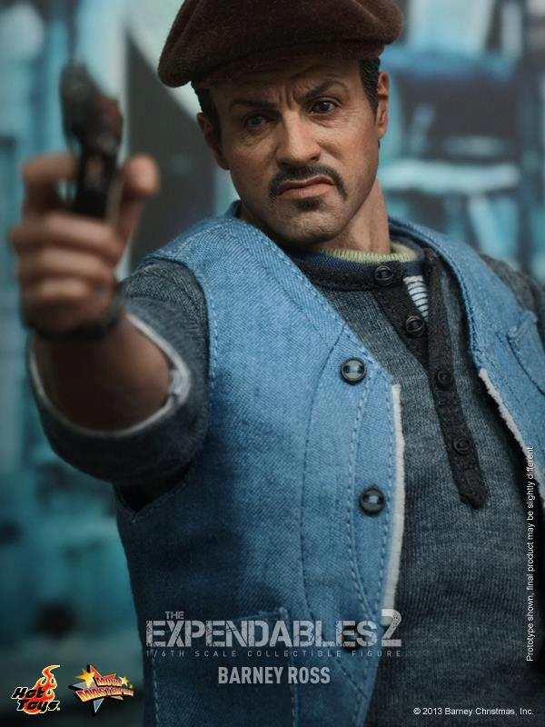 hot toys expendables 2 barney ross 5