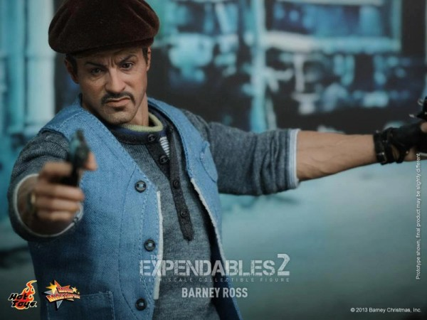 hot toys expendables 2 barney ross 6
