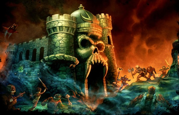 icon heroes castle grayskull