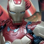 NYTF  : Iron Man Mk42 et War Machine Marvel Select