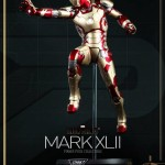 Hot Toys : Power Pose Iron Man Mark XLII 