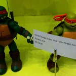 London Toy Fair 2013 du nouveau pour les Tortues Ninja