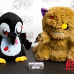 New York Toy Fair : Creepy Cuddlers de Mezco
