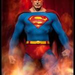 Superman en Premium Format chez Sideshow